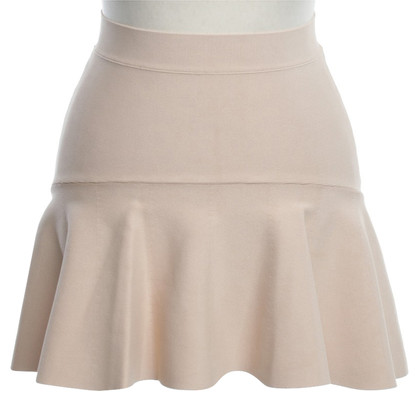 BCBG Max Azria skirt in Nude