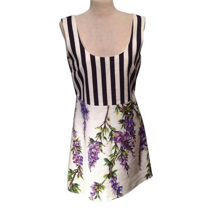 Dolce & Gabbana Gestreepte jurk