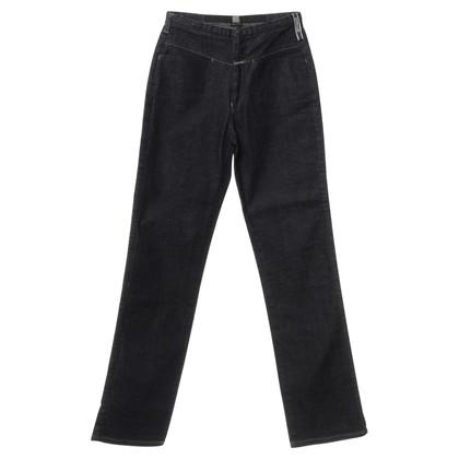 Marithé et Francois Girbaud Blauwe jeans