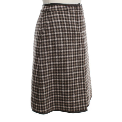 Max Mara skirt Checked