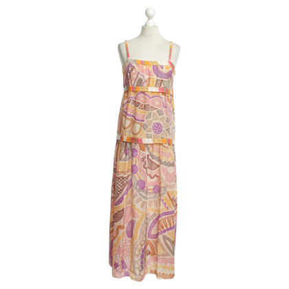 Missoni Maxi dress with pattern