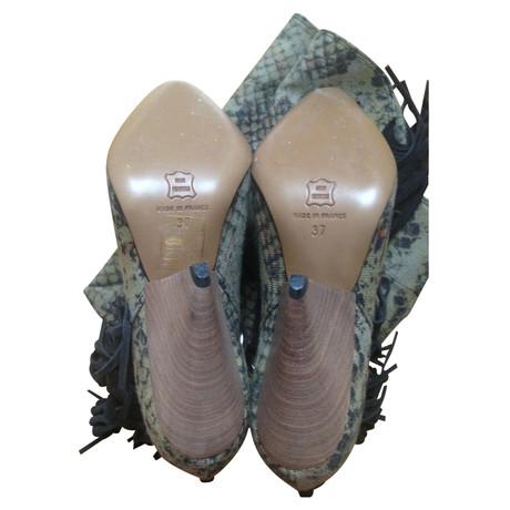 Boots Boots Marant Canvas Boots Bunt Marant Bunt Isabel Isabel Muster Canvas Bunt Muster Canvas Isabel Marant BOzqS