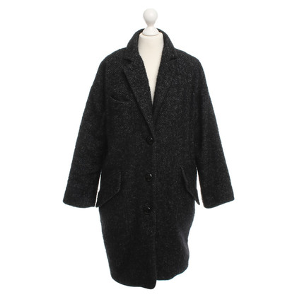 Isabel Marant Etoile Cappotto in grigio