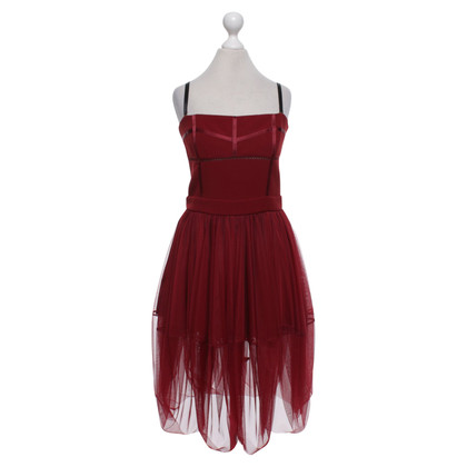 Atos Lombardini Dress in red