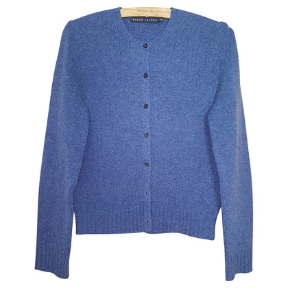 Ralph Lauren Blue Cardigan