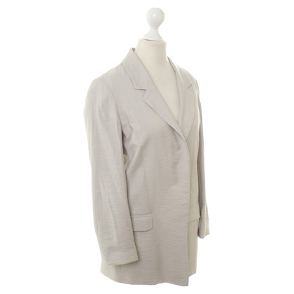 All Saints Boyfriend-Blazer in Grau