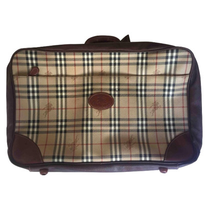 Burberry Suitcase