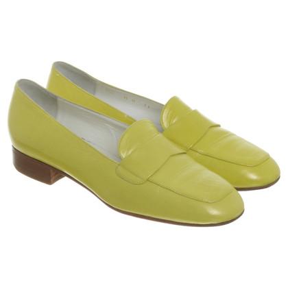 Altre marche Bruno Magli - pantofola in giallo-verde