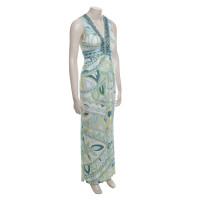 Emilio Pucci Maxi dress with pattern
