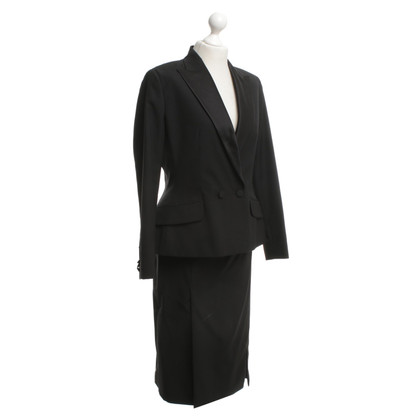 Christian Dior Costume in black