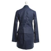 Versace Costume in blue
