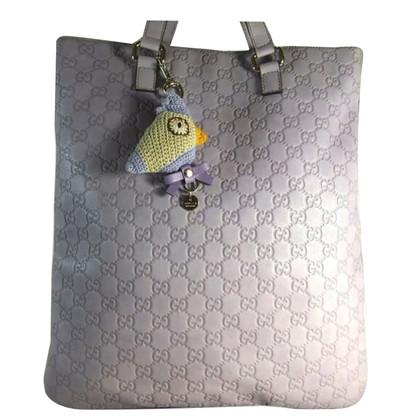 Gucci Tote Bag mit Guccissima-Muster