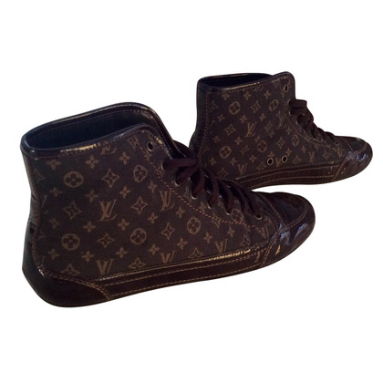 Louis Vuitton Sneakers aus Monogram Mini Lin