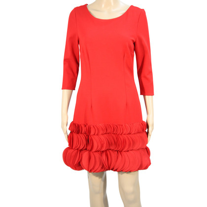 Coast Weber Ahaus Dress in red