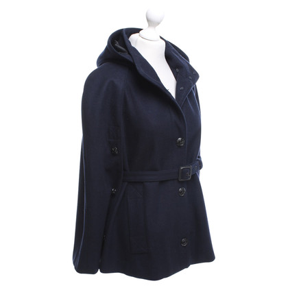 Calvin Klein Cape in dark blue