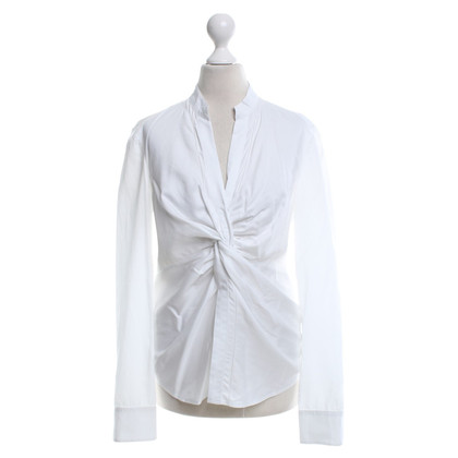 Diane von Furstenberg Blouse in white