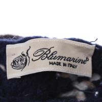 Blumarine Strickjacke in Blau