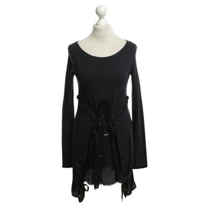 Andere Marke HIGH - Kleid in Dunkelblau