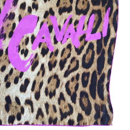Just Cavalli zijden sjaal