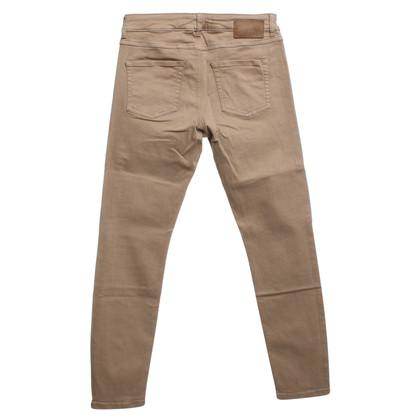 Set Jeans in beige