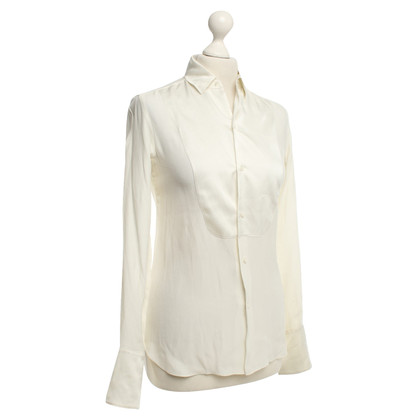 Ralph Lauren Silk blouse in cream