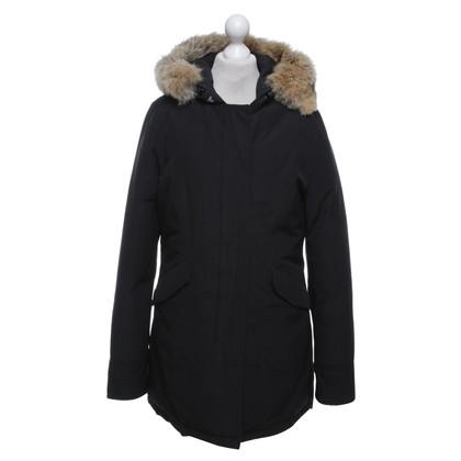 Woolrich Parka in black