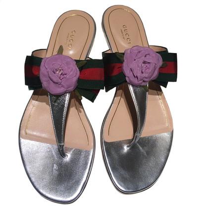 Gucci Flip Flops