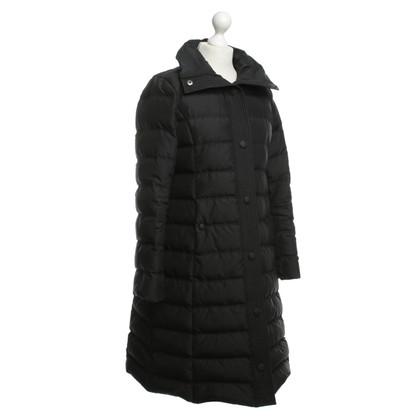 Armani Collezioni Down coat in black