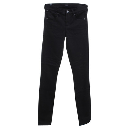Citizens of Humanity Highwaist jeans in zwart