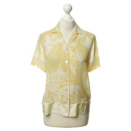 Louis Vuitton Blouse with a floral pattern