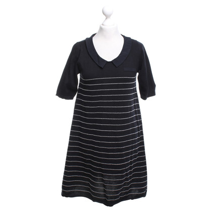 Comptoir des Cotonniers Knit dress with stripes