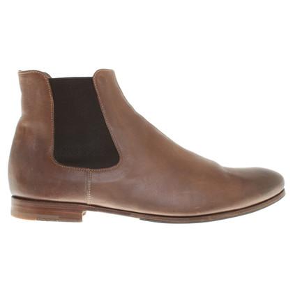 Prada Chelsea Boots in Bruin