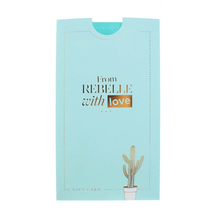REBELLE Giftcard 150€
