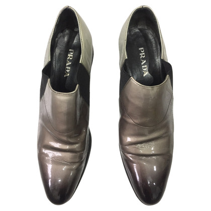 Prada Schoenen Patent Leather