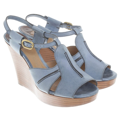 Chloé Sandals with wedge heel