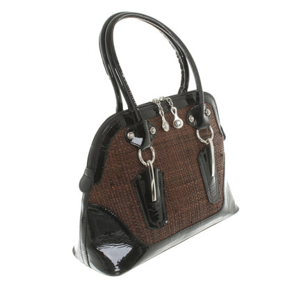Stuart Weitzman Bag in Brown / Black