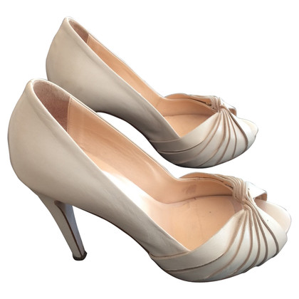 Kaviar Gauche High Heels peeptoe