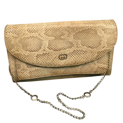 Gucci Vintage Clutch