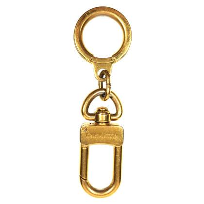 Louis Vuitton Schlüsselring mit Karabiner