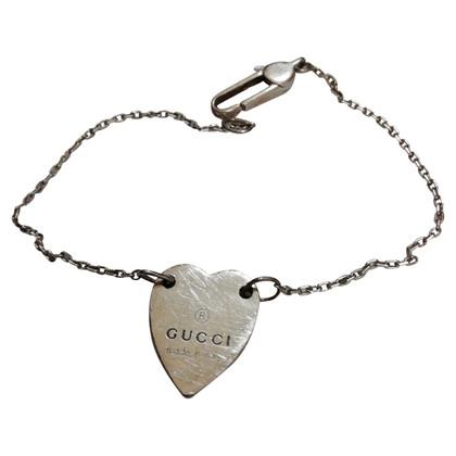 Gucci Silberfarbenes Armband
