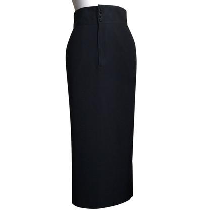 Jean Paul Gaultier jupe longue