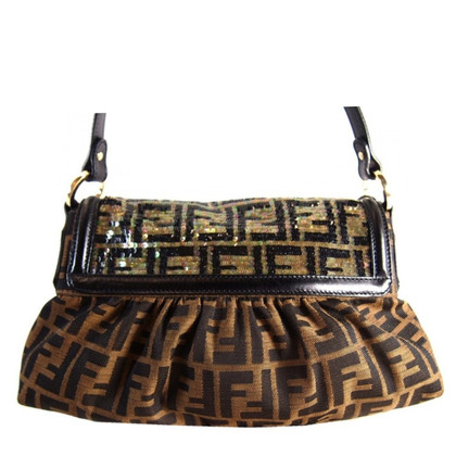 """Fendi """"Chef Bag"""" with sequins"""