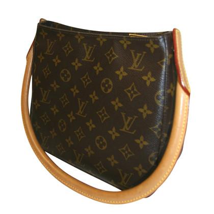 "Louis Vuitton ""Loop MM Monogram Canvas"""