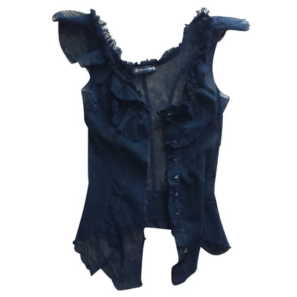 Plein Sud asymmetrical top