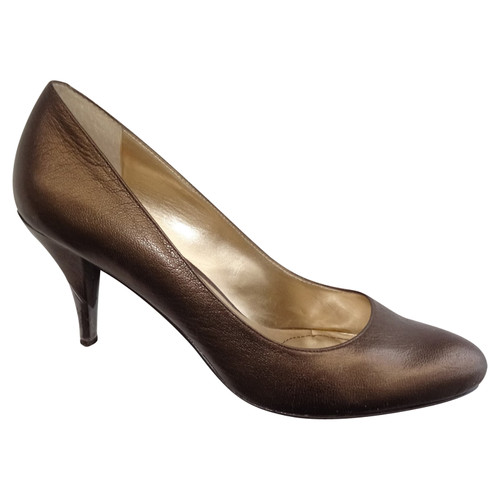 DKNY DKNY DKNY pumps in bronze Second Hand DKNY pumps in bronze buy used for   c7901b