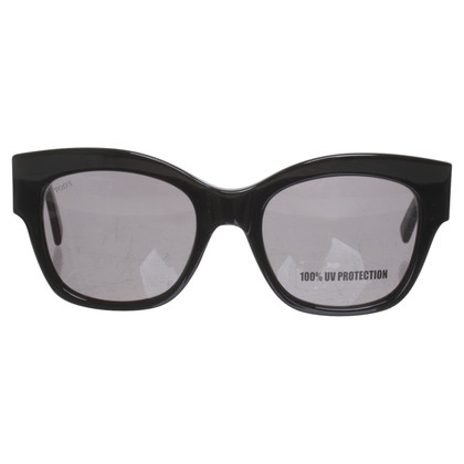 Tod's Sonnenbrille in Schwarz