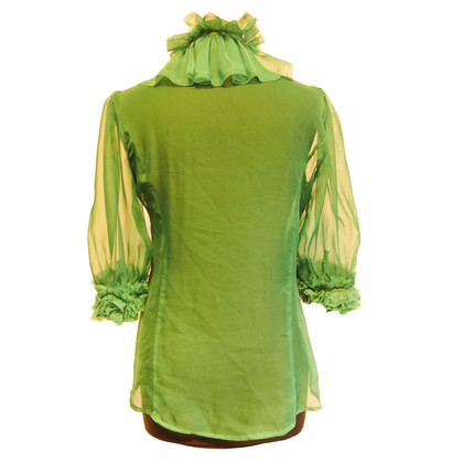 Marc Jacobs groen Top