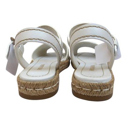 Prada Sandals with Bastsohle