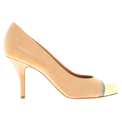 Givenchy Pumps in Nude/Gold