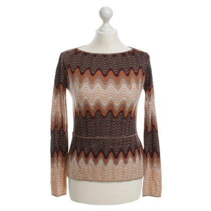 Missoni Bunter Strickpullover